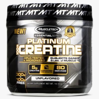 Platinum Micronized 100% Creatine Monohydrate