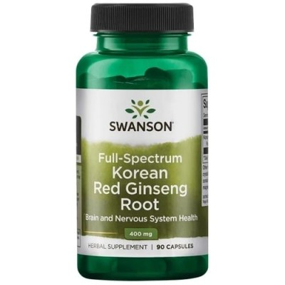 Full Spectrum Korean Red Ginseng Root