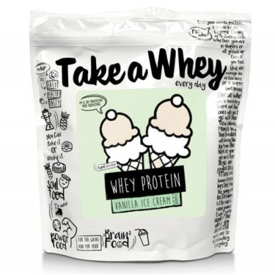 Take a Whey Whey Protein