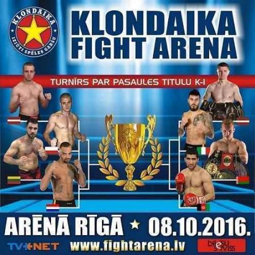 Klondaika Fight Arena