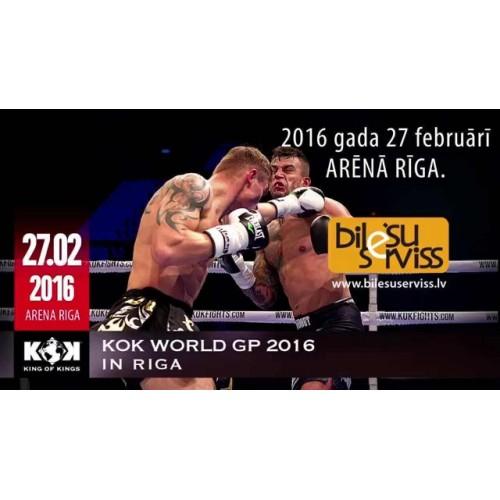 KOK WORLD GP 2016 IN RIGA