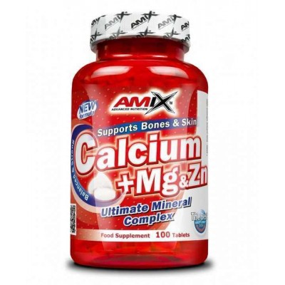Calcium + Mg&Zn