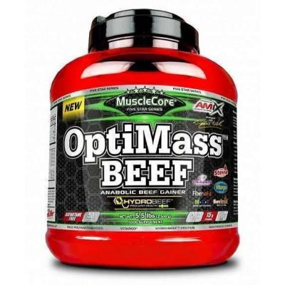 OptiMass Beef Gainer