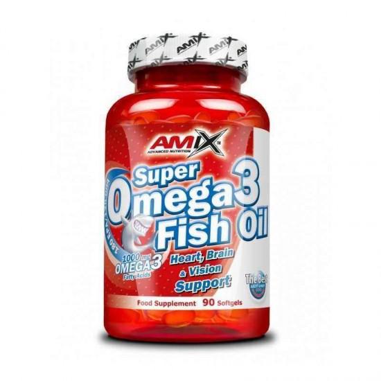 Amix super omega 3 fish oil zivju e a omega 3 for Super omega 3 fish oil
