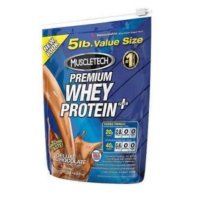 100% Premium Whey Protein Plus