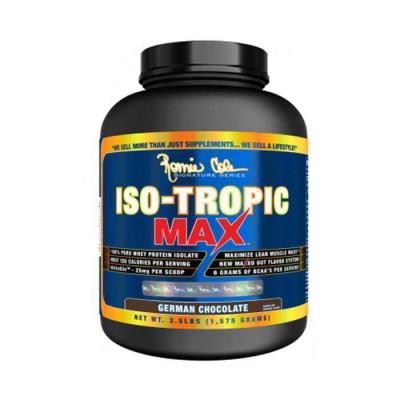 Iso Tropic Max