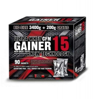 Ultra Whey CFM Gainer 15