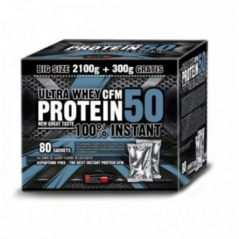Ultra Whey CFM Protein 50