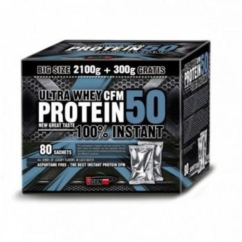 Ultra Whey CFM Protein 50